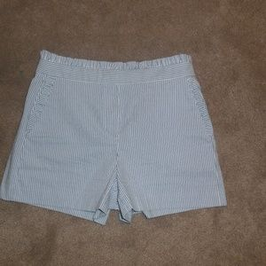 Womens J Crew Shorts Size 2